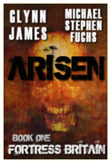 cover of Arisen, Book One - Fortress Britain