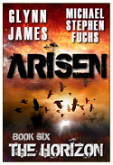 cover of Arisen, Book Six - The Horizon
